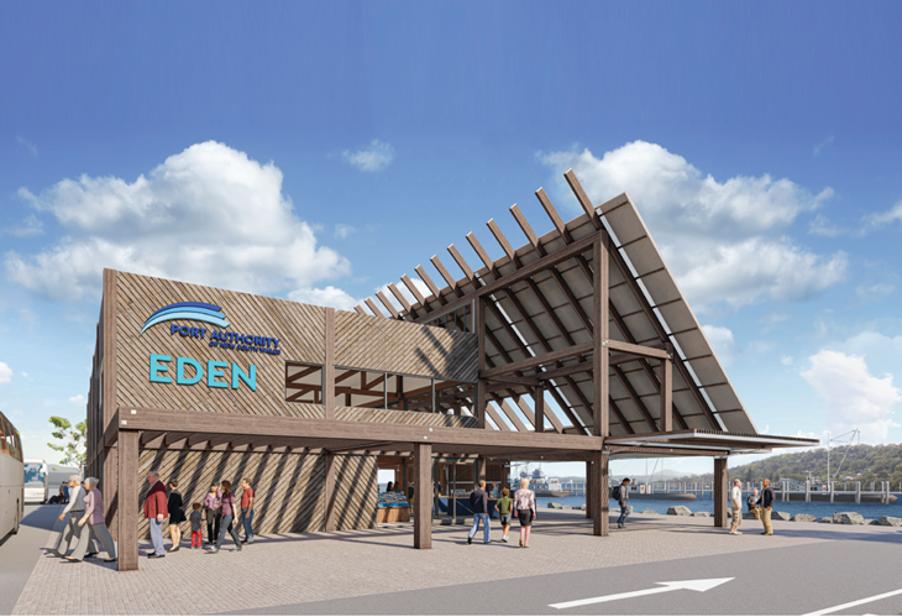 Eden Welcome Centre