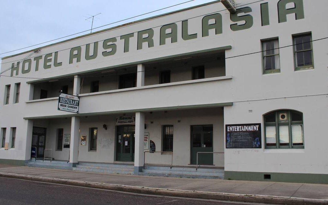 Hotel Australasia Eden NSW