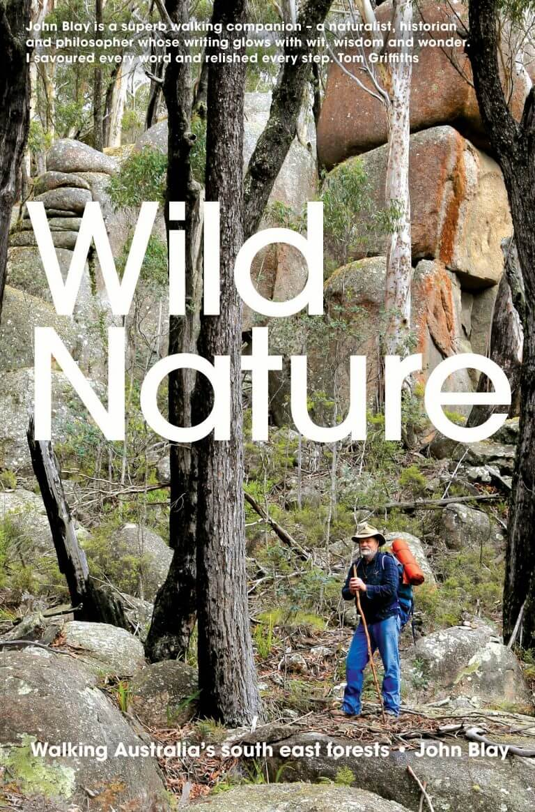 New Book Wild Nature by John Blay